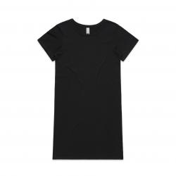 WO'S MIKA ORGANIC S/S DRESS