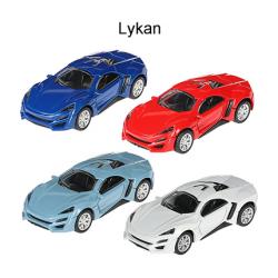 Pull Back Alloy Model Cars
