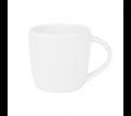 330ml Boston Ceramic Mug/White