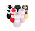 500ml Collapsible Silicone Coffee Travel Cup