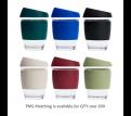 12 OZ Glass Reusable Coffee Cup