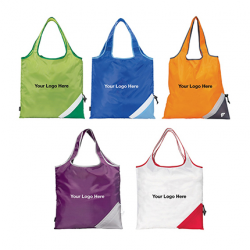 Latitudes Foldaway Shopping Bag