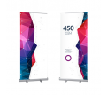 Small Standard Pull Up Banner (85 x 200cm)