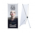 Small X-Frame Banner (60 x 160cm)