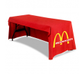 3-Side Fitted Table Cloth *8ft
