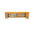 3-Side Fitted Table Cloth * 6ft