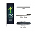Large(70*380cm) Rectangular Banners