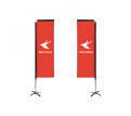 Small(70*1800cm) Rectangular Banners