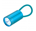 Glow in the Dark Aluminium LED Torch