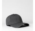 Fitted curved cap