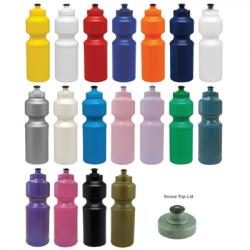 750ml Sports Bottle – Screwtop, BPA Free