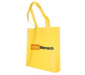 Non Woven Bag 80gsm – Long Handle – 10cm gusset