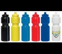 Premium Soft 750mL Bottle with Clear Strip Screwtop, BPA Free