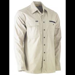 Flex & Move™ Utility Work Shirt - Long Sleeve