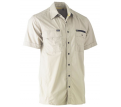 FLEX & MOVE™ UTILITY WORK SHIRT - SHORT SLEEVE