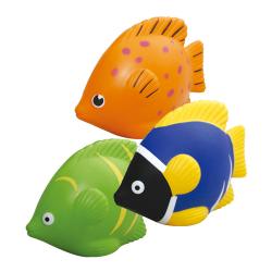 Stress Fish (Orange, Green, Blue)