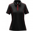 Women's Pulse 1/4 Zip Polo