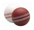 Stress Cricket Ball (White or Red)