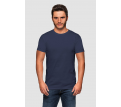 Mens Navy Essential Tee
