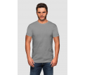 Mens Grey Marle Essential Tee