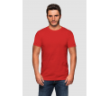 Mens Red Essential Tee