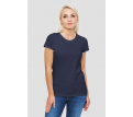 Womens Navy Essential Tee