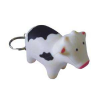 Stress Cow Key Ring