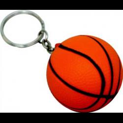 Stress Basketball Key Ring