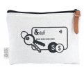 Calico Card & Key Pouch