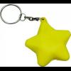 Stress Star Key Ring
