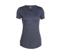 WOMEN'S COOL-LITE™ SPHERE SHORT SLEEVE LOW CREWE