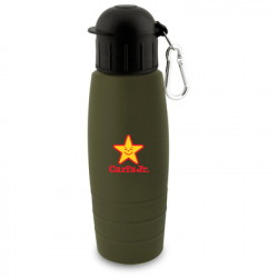 Radiant San Onofre Water Bottle