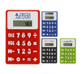 Small Rubbery Flexible Calculator