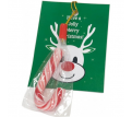 5g Candy Cane with Card