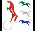 Jumping Horse Key Chain