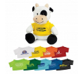 St Patrick Cow Plush Toy