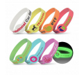 Xtra Silicone Wrist Band Glow in the Dark