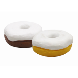 Stress Donut (Yellow or Brown)