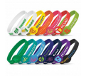 Xtra Silicone Wrist Band Embossed