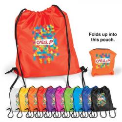 Pronto Drawstring Backpack