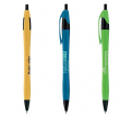BIC Metallic Curved Pen