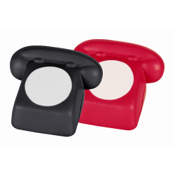 Stress Telephone (Red or Black)