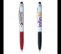 BIC Silver Cool Grip Stylus Pen