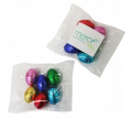 Mini Solid Easter Eggs in Bag x6 Eggs