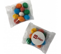 Candy Coated Chocolate Eggs in Bag 25G