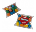 Pillow Pack with Candy Chocolate Eggs 50G