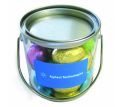 Small Bucket with Mini Easter Eggs