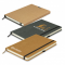 Phoenix Recycled Hard Cover Notebook