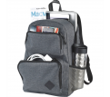 Graphite Deluxe 15'''' Computer Backpack