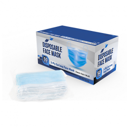 Personal Disposable Mask - 50PC Box TGA Approved